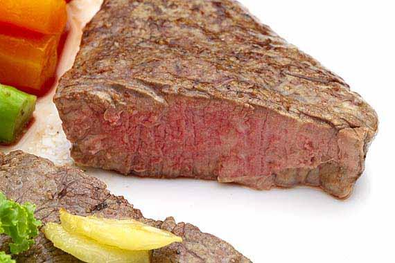 グランマルシェタケダ オージービーフのヒレ肉